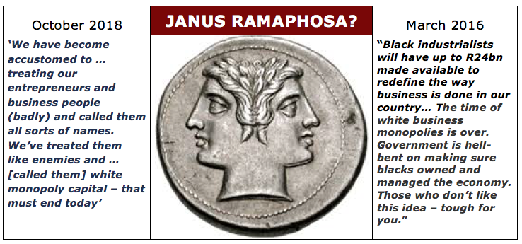 Janus Ramaphosa